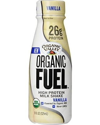 Save 7 On Organic Valley Organic Fuel Frugal Harbor