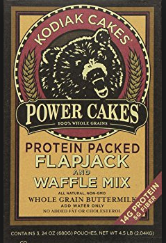1 Off Any One Box Of Kodiak Cakes Boxed Pancake Mixes
