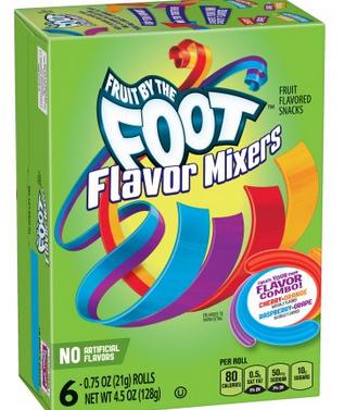50¢/1 Box of any Betty Crocker Fruit Snacks ($1 a box at