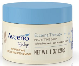 $1 off any One AVEENO Baby Product (Better Than FREE Baby Eczema Therapy Nighttime Balm at Walmart!)