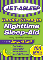 1 50 Off Any One Jet Asleep Double Strength Nightime