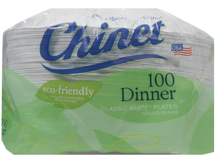 The Coupon expires 12/01/17 the Expiration date may depend on when you print it. The print limit is two. The Coupon states limit of one coupon in the same ...  sc 1 st  Frugal Harbor & Buy One Chinet Classic White Dinner Plates (100 Count) and Get One ...