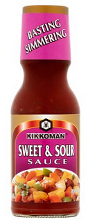 Kikkoman 12oz Sweet Sour Sauce For 73 At Walmart Frugal Harbor