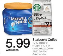photo regarding Starbucks K Cups Printable Coupons identified as Starbucks Espresso Printable discount coupons Frugal Harbor