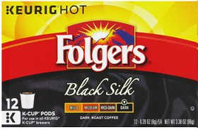 photograph regarding Printable K Cup Coupons identified as Folgers K-Cup Pods Printable coupon Frugal Harbor