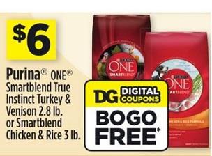 purina one smartblend true instinct coupons